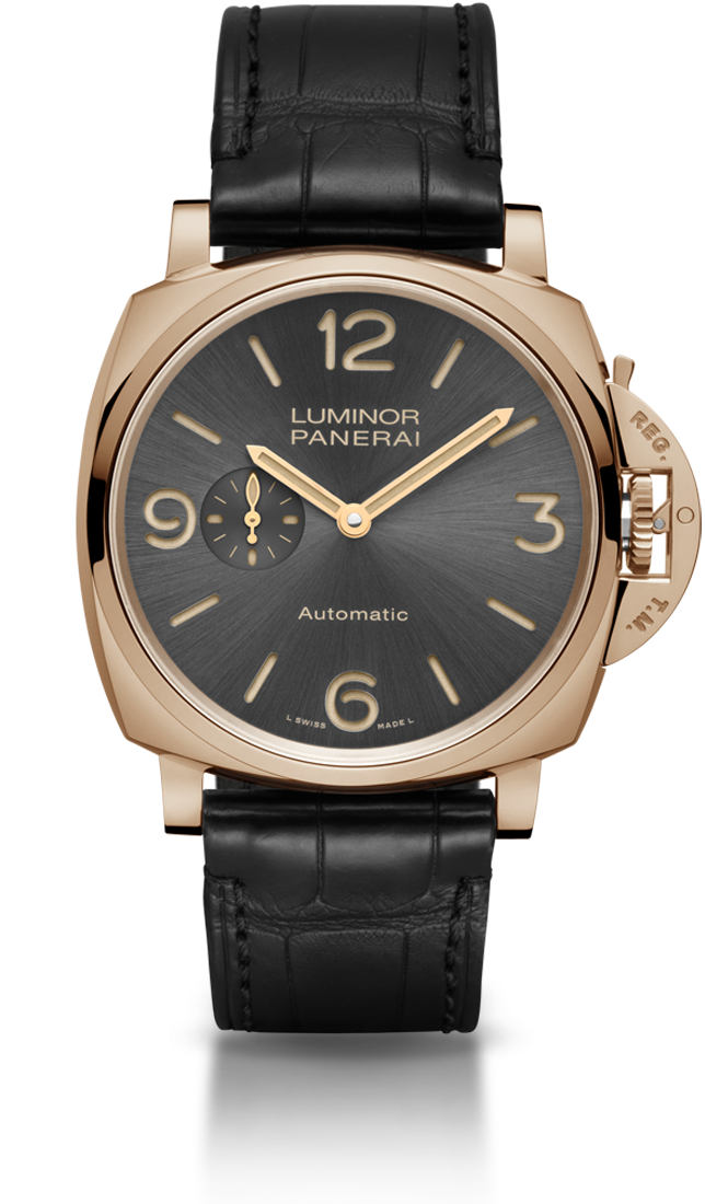 LUMINOR DUE – 3 DAYS AUTOMATIC ORO ROSSO - 45 MM